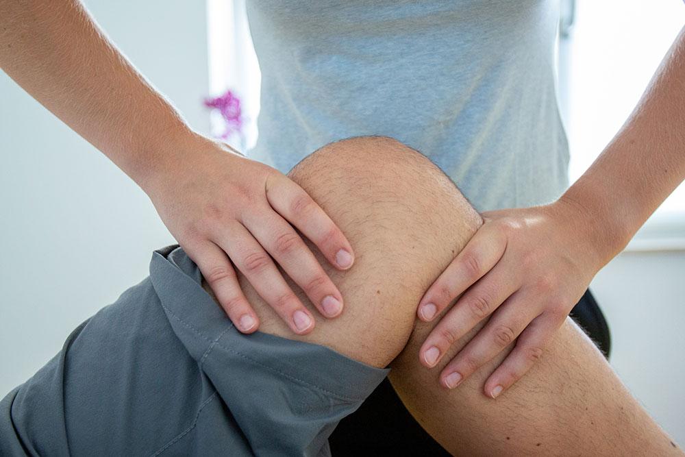 Physiotherapeutische Behandlungen im ttim